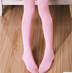 Ballet Tights Pink 7038