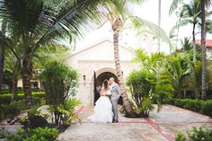 Majestic Colonial Wedding Chapel photo by Vaughn Barry Photography Majestic Colonial Punta Cana, Place To Shoot, Chapel Wedding, Destination Wedding Photographer, Great Photos, Wedding Planning, White Dress, Wedding Dresses, Photography