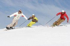 Winter Sports in Mt Buller