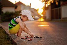Ktoré pravidlá by mali deti poznať, aby sa mohli samy hrať vonku?