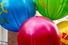 Ballons by yannick le goff on 500px