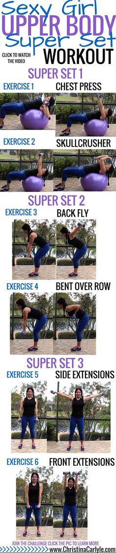 Upper Body Workout for Women: