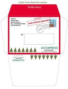 Vintage Romance: Elf on the Shelf & 2 printables; letter from Santa envelope plus stationary Más Elf On Shelf Letter, Elf Letters, Free Santa Letters, Letter To Santa, Elf On The Self, The Elf, Santa Letter Printable, Free Printable, Letter From Santa Template