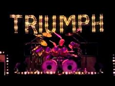 TRIUMPH - Lay It On The Line (OFFICIAL VIDEO) (+playlist)