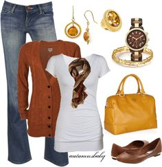 """""""Falling For Fall"""" by autumnsbaby on Polyvore"""