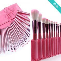 Pink is my favorite color #weekdaygirlnailboutique #makeupbrushes #makeup #cosmetics #hairandmakeup #shopping