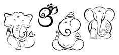 ganesha+tattoo - Căutare Google