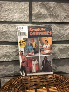 This item is unavailable Halloween Costumes You Can Make, Halloween Party, Costume Patterns, Simplicity Patterns, Grim Reaper, Vintage Patterns, Devil, Witch, Angel
