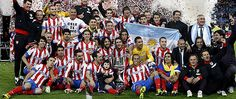 """""""¡Legen-dary!"""": el Atlético de Madrid gana la décima Copa del Rey al Real Madrid y en el Bernabéu"""