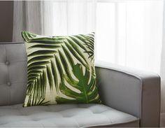 PALMA - Cushion 45cm x 45cm - Green