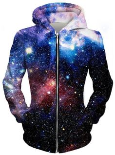Cute Comfy Outfits, Pretty Outfits, Cool Outfits, Casual Outfits, Only Fashion, Girl Fashion, Fashion Outfits, Galaxy Outfit, Galaxy Hoodie