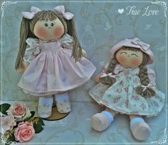 Bonecas Aninha