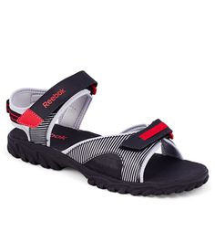 41% discount on #Reebok Adventure Chrome Lp Black Floater #Sandals http://www.shopping-offers.in/footwear-deals/sandals-floaters-deals/reebok-adventure-chrome-lp-black-floater-sandals/