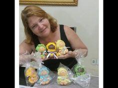Bebê Preguicinha sachê Professora Ana Lucia Ferreira - YouTube