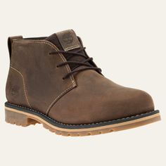 Shop Timberland for the men's Grantly chukka boots: Lace them up and you'll feel like a new man.