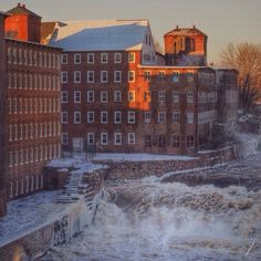 Pepperell Mill Campus, Biddeford, Maine