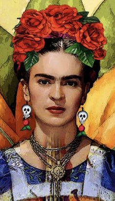 By frida kahlo beautiful artwork, mexican artists, mexican folk art, diego Frida Y Diego Rivera, Frida And Diego, Mexican Artists, Mexican Folk Art, Frida Kahlo Portraits, Frida Kahlo Artwork, Illustration, Art Prints, Frida Paintings