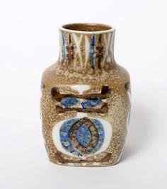 Royal Copenhagen nils thorsson baca fajance vase by northvintage, kr300.00