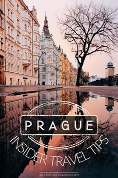 Prague Insider Travel Tips – Best Travel images in 2019 Europe Travel Tips, Travel Goals, European Travel, Travel Guides, Places To Travel, Travel Destinations, Places To Visit, Travel Info, Travel Hacks