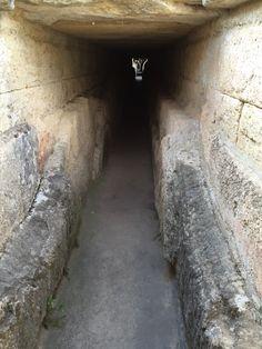 로마 수도교의 물때