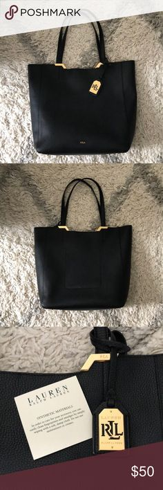 Lauren Ralph Lauren tote bag Only used a few time 4dbd8cfef70ab
