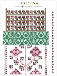 traditional Romanian blouse from MOLDOVA, Bacau county Folk Embroidery, Cross Stitch Embroidery, Embroidery Patterns, Cross Stitch Patterns, Palestinian Embroidery, Simple Cross Stitch, Creative Inspiration, Cross Stitching, Beading Patterns