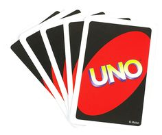 Image Of Uno Card Game Template