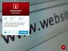 50 Twitter Tips (15). Full presentation: https://www.slideshare.net/Socjomania/the-ultimate-guide-to-twitter-50-useful-tips  #Twitter #TwitterTips #SocialMedia #SocialMediaTips