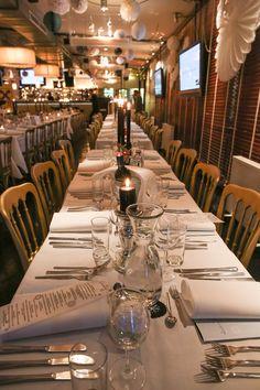 weihnachtliche Tafel Table Settings, Winter, Weihnachten, Place Settings, Table Arrangements, Desk Layout