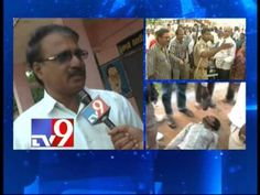 Clashes in west Godavari panchayat polls