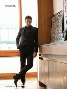 Ioan Gruffudd para BELLO Magazine Septiembre 2014