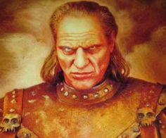Add the perfect piece to any aspiring art or movie prop collection with the imposing Ghostbusters Vigo Replica painting. This larger than life painting depicts...
