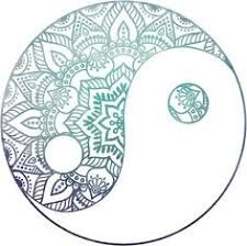 Image result for mandala yin yang