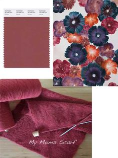 My Take on Pantone's 2015 Colour of the Year: Marsala | Maria Killam