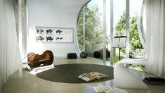 Contemporary Music Room