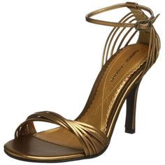 Chinese Laundry Women's Willy Dress Sandal: Chinese Laundry. Also available in Black, Silver, 18K Gold, Mink, Silver Multi, Ivory and Pearl at various price points.  Shimmer Bronze featured here at - 33% OFF - $39.95 ~ The Stilush Team