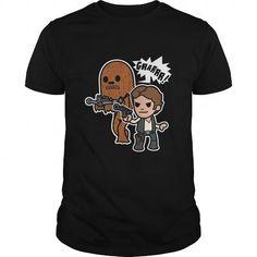 I Love Han Chewy Shirts & Tees