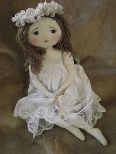 Handmade INSPIRAÇÃO boneca 2 .. Discussão sobre LiveInternet - Serviço russo diários on-line
