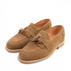 SERIN Suede Loafer