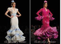 Simof 2014. Diseños de Faly de la Feria al Rocio.