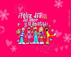 FELIZ DIA DE AMOR Y AMISTAD PARA MI NOVIA GRATIS Y TIERNAS - IMÁGENES DE❤AMORALIN®: Valentine Heart, Valentines, Love Days, God Is Good, Friendship, Card Making, Banner, Birthdays, Happy Birthday