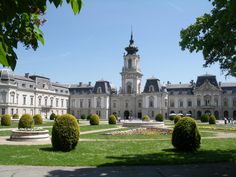 Festetics Palace - Keszthely, Hungary