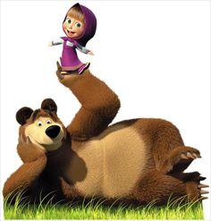 Masha and the Bear : Cartel