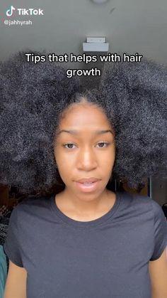 Curly Hair Tips, Curly Hair Care, 4c Hair, Curly Hair Styles, Curly Hair Growth, Hair Ponytail, Ponytail Styles, Natural Hair Growth Tips, Natural Hair Styles