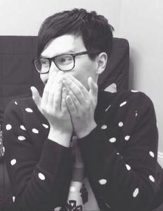 Awww Why u soo ADORABLE!<<ITS BEEN TEN YEARS SINCE HE UPLOADED HIS FIRST VIDEO LIKE WOW HAPPY BIRTHDAY AMAZING PHIL