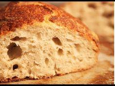 Easy No-Knead Artisan Bread Recipe | Kitchen Explorers | PBS Parents - YouTube