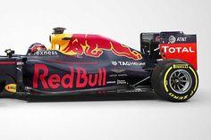 Red Bull Aston Martin retorna à F1 em parceria com a Red Bull 2016