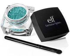 VOX MakeUp - Make Up, Cosmetici, Prove e Swatch di Trucchi Vari : Ombretti - Pigmenti e.l.f. eyes lips face Studio Pigment Eyeshadow #81229 Tropical teal