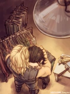 Awwwwwhahahawwww... Thor and Loki are just too adorable. :)