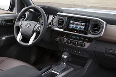 2019 Toyota Tacoma may very well be a brand new pickup truck designed by Toyota. With the 2015 Detroit Automobile Display, the corporate has launched the idea fashion of your newest Toyota Tacoma. Toyota Tacoma Interior, Toyota Tacoma Trd Pro, Toyota 4x4, Toyota Trucks, Toyota 4runner, Tacoma 2017, Toyota Tundra, New Pickup Trucks, 4x4 Trucks
